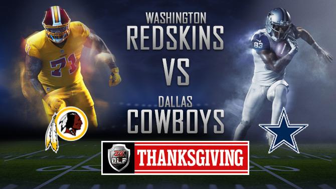 Thanksgiving showdown