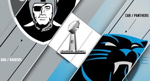 2K OLF SUPER BOWL VIII - Oakland Raiders vs Carolina Panthers