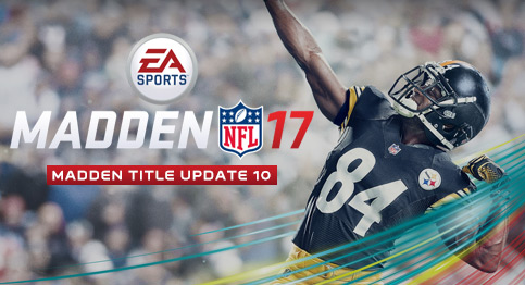 New patch for Madden NFL 17 is here