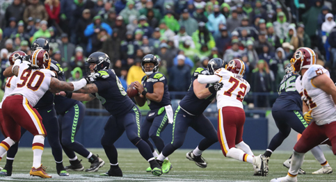 Seahawks survive late push by the Redskins
