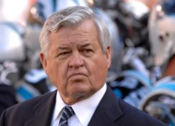 Jerry Richardson will be selling the team