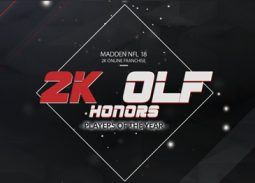Check out the inaugural 2K OLF Honor winniers