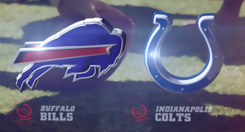 Bills look to bounce back, while Colts look to get first win of the season