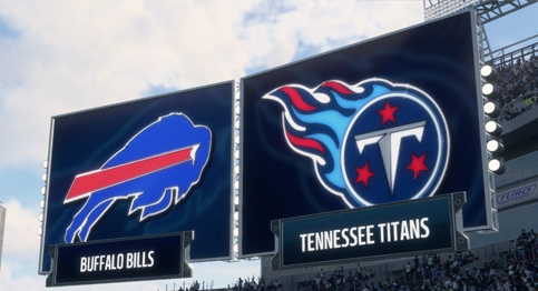 The Bills take on the Titans as both teams get set for the new season