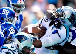 Panthers drop home opener 20-15 against the Giants