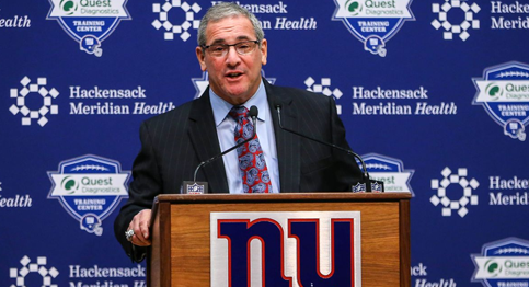 New York Giants name Dave Gettleman as new GM