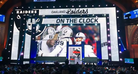 Looking back at the Raiders' recent draft