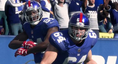 Giants outlast Redskins in wild opener