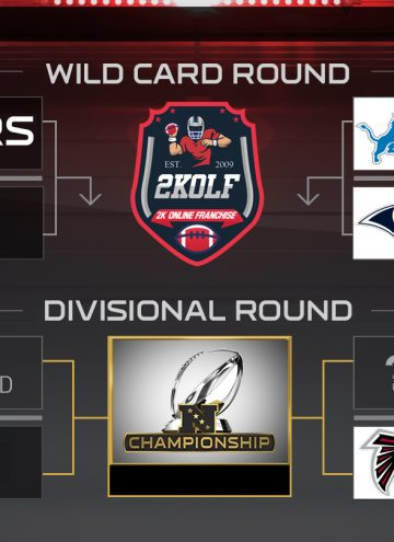 NFC Playoff picture season 13