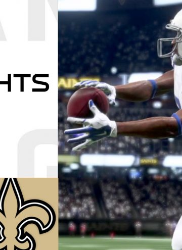 Colts vs Saints Week 6 Highlights
