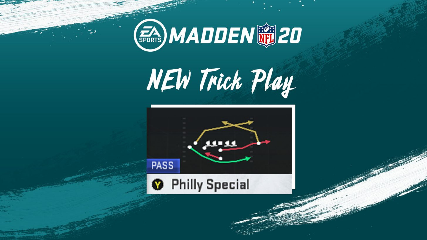 Madden 20 Trick Plays