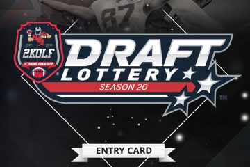2K OLF Season 20 Draft Lottery Card