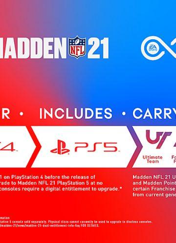 Madden 21 upgrade to next gen