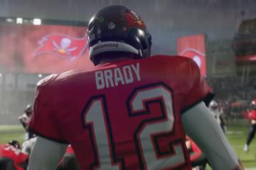 Madden Next-Gen PS5 | Tom Brady
