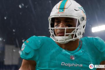 Madden Next-Gen: Miami Dolphins
