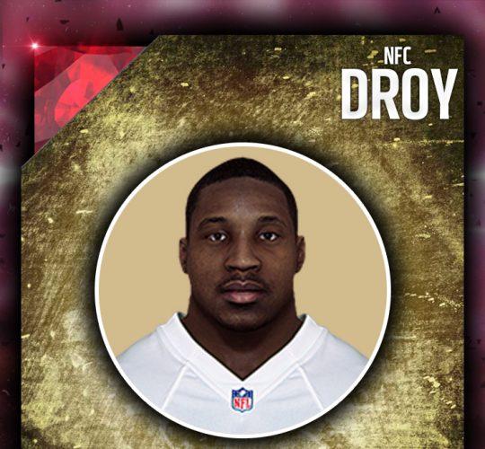 Season 21 – NFC DROY