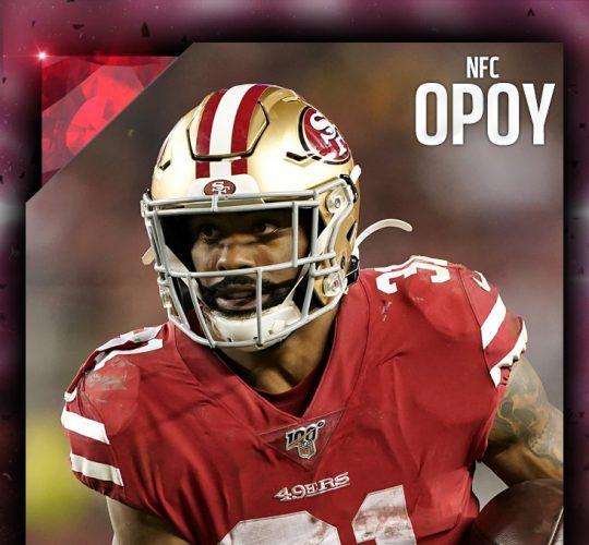 Season 21 – NFC OPOY