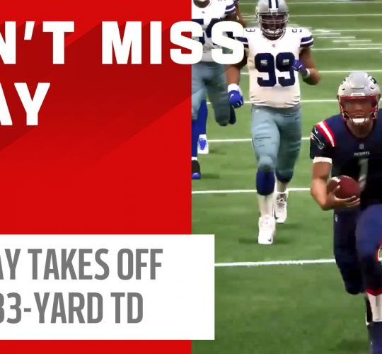 Can't miss play: Murray embarrasses the Cowboys D